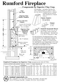 design plans rumford fireplace plans