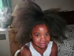 blow out hair styles for black women with hair jewerly my daughter s 1st blow out natural hair youtube