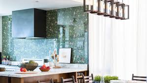 wallpaper backsplash kitchen 10 inventive kitchen backsplashes sunset magazine sunset magazine