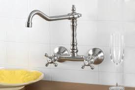 mico kitchen faucet wall mount kitchen faucet w cross handles decor island