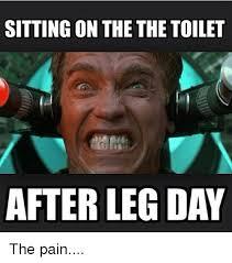 Sore Memes - 25 hilarious after leg day meme sayingimages com