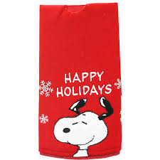 snoopy tree 48 christmas snoopy with friends tree skirt walmart