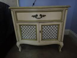 Henredon Dining Room Furniture Heritage Henredon Dresser Kingsize Burl Wood Fourposter With