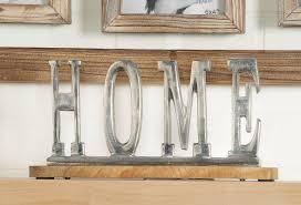 word blocks home decor letter block decorative objects you u0027ll love wayfair