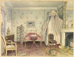 chambre napoleon 3 vue de la chambre où napoléon iii est mort à chislehurst