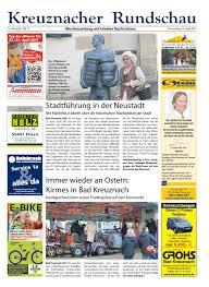 Bad Kreuznach News Kreuznacher Rundschau Issuu