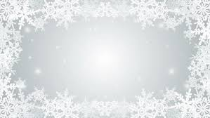 frozen snowflake frame animation silver stock footage