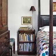 Georgian Bedroom Furniture by The Attic Bedroom Georgian Country House Houseandgarden Co Uk