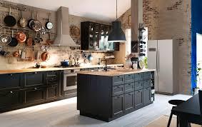 ikea kitchens designs ikea kitchen design fresh create classic drama with black brown and