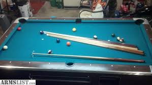Valley Pool Table by Armslist For Sale 7 U0027 Valley Pool Table