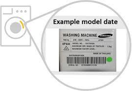 samsung washing machine fault codes u0026 washer dryer models
