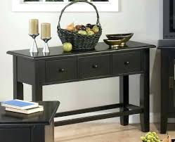 Hemnes Sofa Table Side Table Hemnes Console Table Ikea Solid Wood Has A Natural