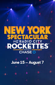 ny spectacular starring the radio city rockettes broadway