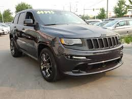 2016 jeep grand cherokee used 2016 jeep grand cherokee srt for sale in abbotsford british