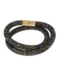 mesh bracelet swarovski images Swarovski stardust convertible crystal mesh bracelet choker black jpg