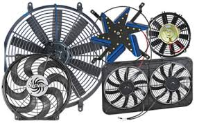 5000 cfm radiator fan electric radiator fans at summit racing