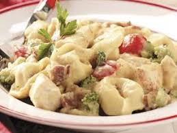 alfredo chicken tortellini recipe taste of home