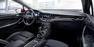 opel astra wagon 2016 opel astra interior leaked indian autos blog