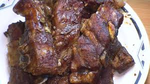 barbecue rib tips ribs texas style youtube