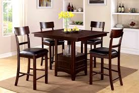 furniture entrancing bar height dining table gathering of a low