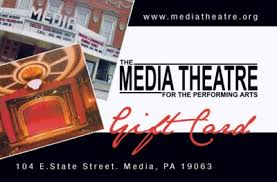 theater gift cards gift cards the media theatre