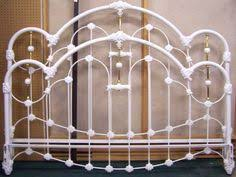White Iron Headboard As Classic And Traditional A Iron Bed As You Ll See