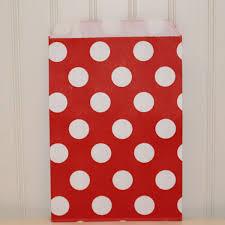 paper favor bags dot sack bakery bag paper bags treat favor bags chevron