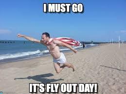 Fly Out Memes - i must go superman meme on memegen