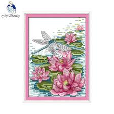 Cross For Home Decor Online Get Cheap Dragonfly Cross Stitch Aliexpress Com Alibaba