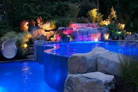 Outdoor Swimming Pool by Unique Swimming Pool Designscool Indoor Swimming Pools Design Ideas