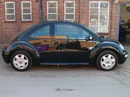 2003 volkswagen beetle herbie 1 6 special edition in black 1 owner