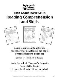 Flag Day Reading Comprehension Worksheets 5th Grade Basic Skills Reading Comprehension And Skills Pdf