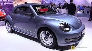 new volkswagen beetle interior 2016 volkswagen beetle denim exterior and interior walkaround