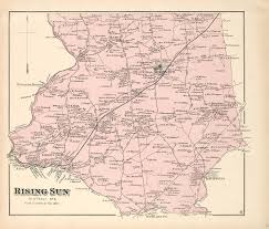 Map Of Maryland Online Historical Maps Of Cecil County Help Researchers Window