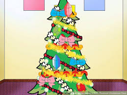 how to decorate a themed tree 9 steps