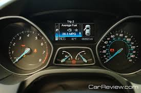 Ford Explorer Dashboard - ford focus instrument cluster car reviews and news at carreview com