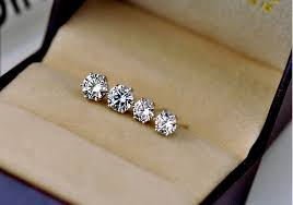 real diamond earrings for men mens real diamond earrings zeige earrings