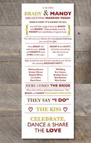 wedding programs diy best 25 diy wedding program fans ideas on