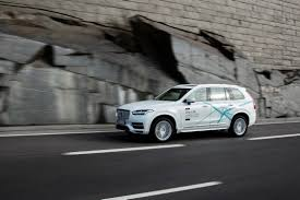 volvo company volvo expands its self driving experiment to china