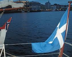 shetland summer sailing with swan the shetland bus