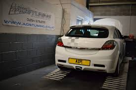 vauxhall astra vxr modified astra vxr remap ade tuning
