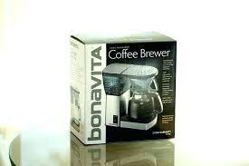 Bonavita Bv1800 8 Cup Coffee Maker 8 Cup Coffee Maker Wi Ermal