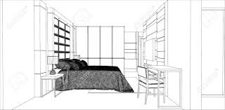 100 interior design sketch 315 860 interior design stock