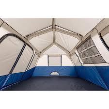 amazon com ozark trail 14 u0027 x 10 u0027 instant cabin tent sleeps 10