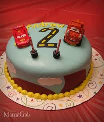 Easy Cake Decoration At Home Making Birthday Cakes At Home The Cars Cake Living With Food