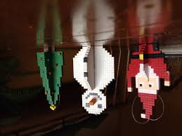 minecraft inspired tree decorations target