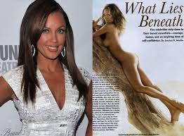 photos stars who have bared it all in magazines