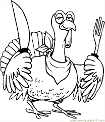 coloring pages outstanding turkey drawing aid86551 v4 728px draw