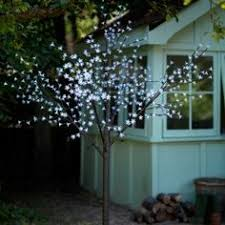 upgraded warm white outdoor string lights 200led 65ft solar powered