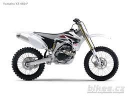 yamaha yz 450 f 2008 názory motorkářů technické parametry